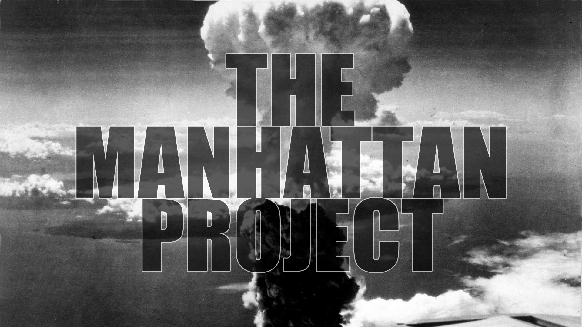 an introduction to the atomic bomb research in the united states the manhattan project View manhattan project atomic bomb from agribusine agbm 440 at egerton university surname 1 name instructor course date manhattan project atomic bomb i a introduction research question and.