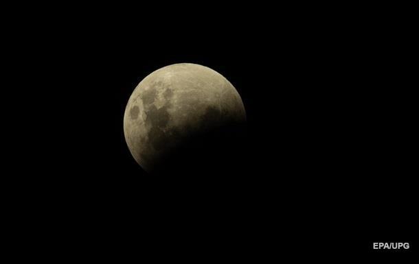 Влітку українці побачать рідкісне місячне затемнення